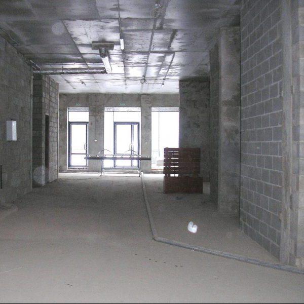 Строительный блок керамзитобетонный стеновой