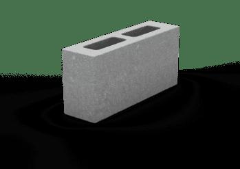 Перегородочный пустотный блок